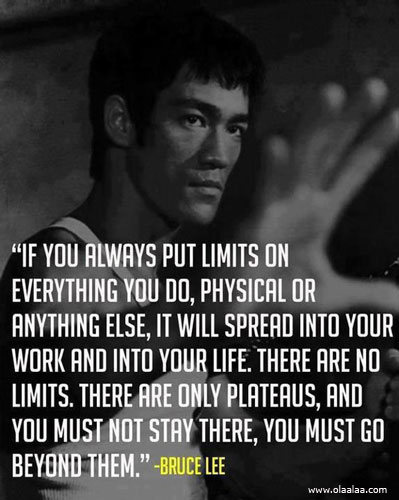 NoLimits Bruce Lee